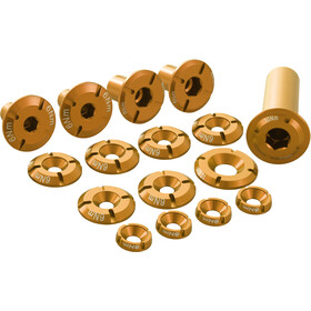 VOTEC Tuning kit ANO Kit de vis ANO, gold